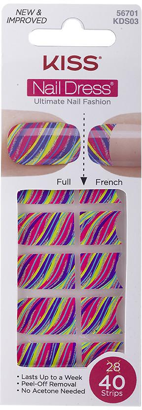 Kiss Nail Dress Ultimate Nail Fashion