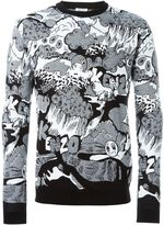 Kenzo 'Cartoon' jumper - men - Cotton - L