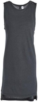 adidas Layered Cutout Stretch-jersey Tank