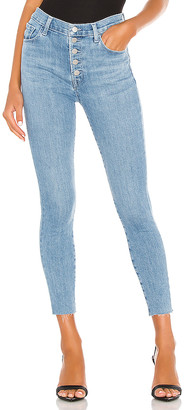 J Brand Lillie High Rise Crop Skinny. - size 25 (also