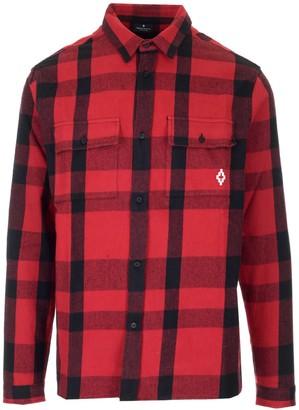 Marcelo Burlon County of Milan Checked Shirt