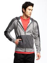 Old Navy Go-Dry Cool Bonded Fleece Hoodie for Men