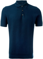 Lardini classic polo shirt - men - Cotton - 52