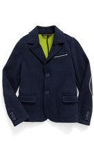 Armani Junior Boy's Elbow Patch Blazer