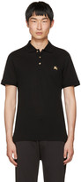 Burberry Black Talsworth Polo
