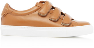 Givenchy Urban Leather Sneakers