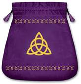 Lo Scarabeo Unisex-Child Goddess Velvet Tarot Bag by Lo Scarabeo Purse Multicolour