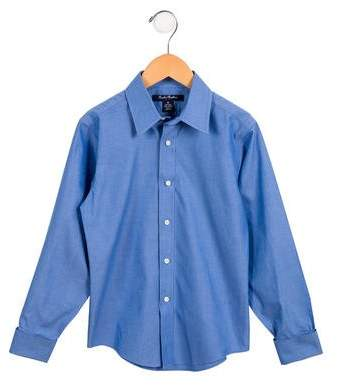 Brooks Brothers Boys' Button-Up Shirt