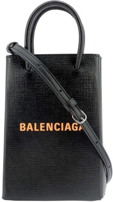 Balenciaga Phone Holder Tote Bag