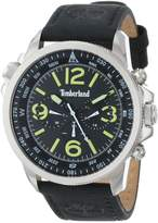 Timberland Men's TBL_13910JS_02 Campton Analog Multi-Function 3 Hands Date Watch