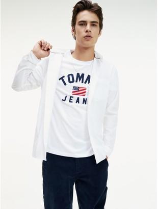 Tommy Hilfiger Brushed Cotton Poplin Shirt