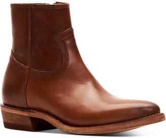 Frye Women Billy Side-Zip Booties Women Shoes