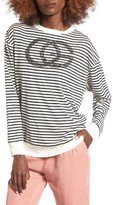 Obey Women's Dazed Stripe Top