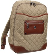 Knomo Bayswater - Stella Backpack (Khaki) - Bags and Luggage