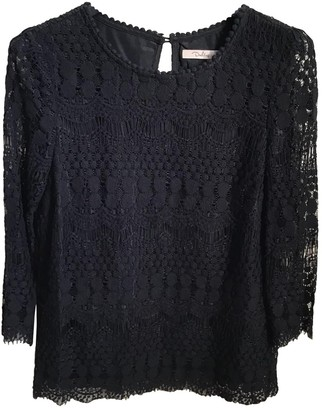 Darling Black Cotton Top for Women