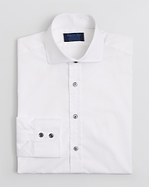 Bloomingdale's Hilditch & Key Solid Poplin Dress Shirt - Regular Fit - 100% Exclusive