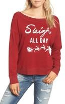 Sundry Women's Sleigh All Day Sweatshirt