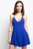 Naven Hippie T-Back Mini Dress