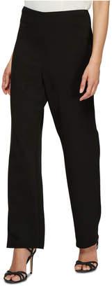 Alex Evenings Petite Crepe Pants