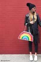 Forever 21 FOREVER 21+ Rainbow Travel Bag