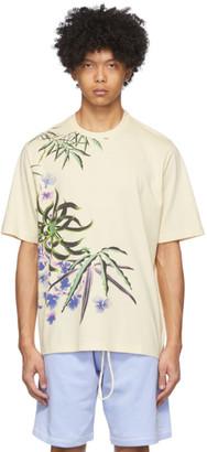Kenzo Off-White Sea Lily T-Shirt