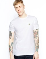 Lyle & Scott T-Shirt with Eagle Logo