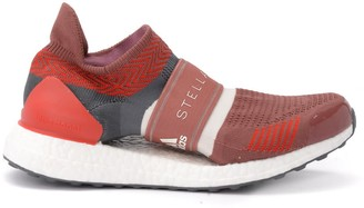 Stella McCartney Adidas By Ultraboost X 3d Sneaker In Red And Gray Fabric