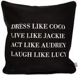 Apt2B Dress Like Coco Toss Pillow