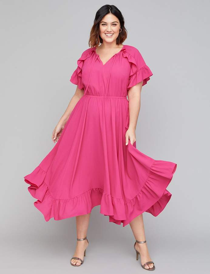 7ab7a57bb5 Lane Bryant Plus Size Dresses - ShopStyle