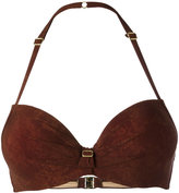 Marlies Dekkers Puritsu push up bikini top - women - Polyamide/Polyester/Spandex/Elastane - 75B