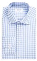 Eton Men's Slim Fit Gingham Dress Shirt