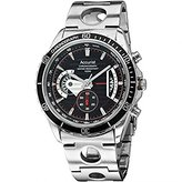 Accurist Men's Chronograph Watch with Stainless Steel Bracelet MB1015B