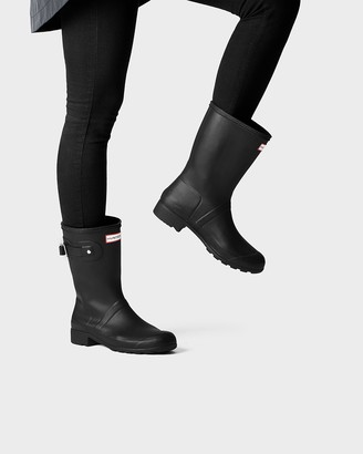 Hunter Women's Original Tour Foldable Short Rain Boots