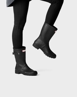 Hunter Women's Tour Foldable Short Wellington Boots
