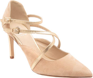Bruno Magli M By Maia Suede Pump