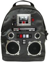 Dolce & Gabbana Radio Nylon & Leather Backpack