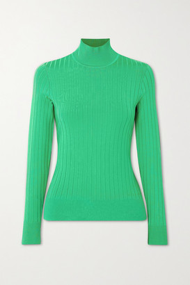 Givenchy Ribbed-knit Sweater - Green