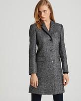 "MICHAEL Michael Kors Reefer"" Wool Coat"