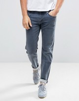 Pepe Jeans Hatch Slim Fit Jeans in Rinse Wash