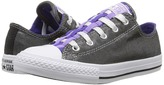 Converse Chuck Taylor® All Star® Loopholes Ox (Little Kid/Big Kid)