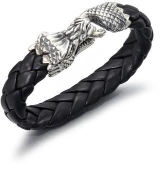 King Baby Studio Leather Bracelet
