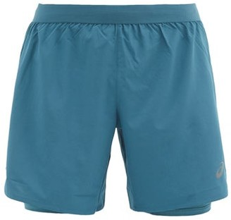 Asics Road 2-in-1 Shorts - Blue