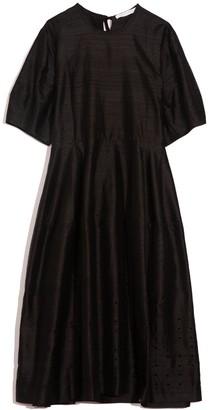 Lara Krude Lily Crystal Dress in Black