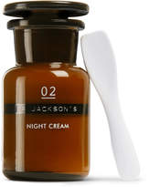 Dr. Jackson's - 02 Night Skin Cream, 50ml