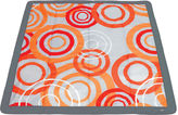 JJ Cole Essential Outdoor Blanket- Tangerine Orbit
