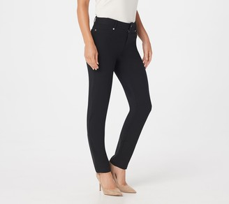 Fly London Women With Control Women with Control Regular Knit Front Jeggings