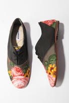 Urban Outfitters Osborn Floral Oxford Shoe