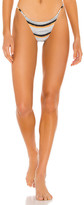 Vix Paula Hermanny String Cheeky Bikini Bottom