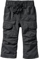 Old Navy Cotton Canvas Pull-On Cargo Pants for Toddler