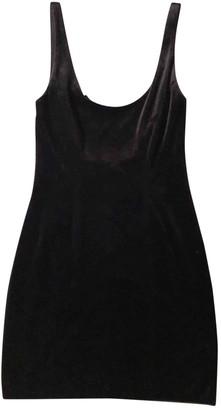 Jasmine Di Milo Black Velvet Dress for Women